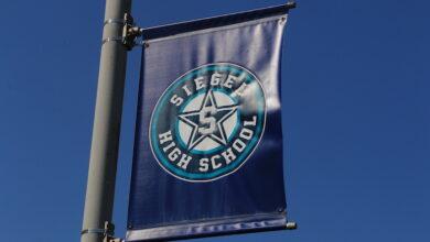 Siegel High School Flag