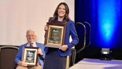 CIM 25th Anniversary Heather Brown award