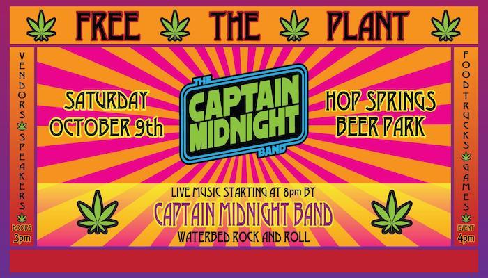 Captain Midnight Band