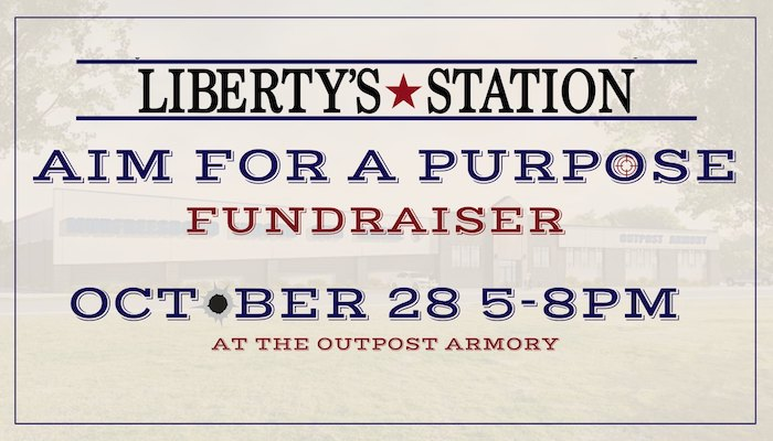 Liberty's Station's Aim For A Purpose Fundraiser