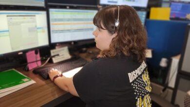 Murfreesboro emergency dispatcher