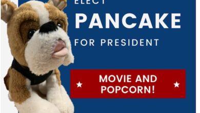 Pancake for President