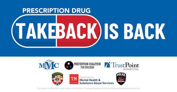 Prescription Drug Takeback