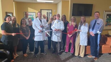 Ribbon Cutting for Stones River Dermatology Surgical Suite