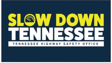 Slow Down Tennessee