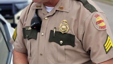 Tennessee Highway Patrol Sgt. Shawn Boyd