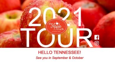 The Apple Truck Tour
