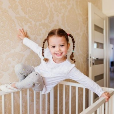 Is your toddler ready for a big kid bed?