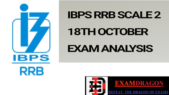IBPS RRB SCALE 2