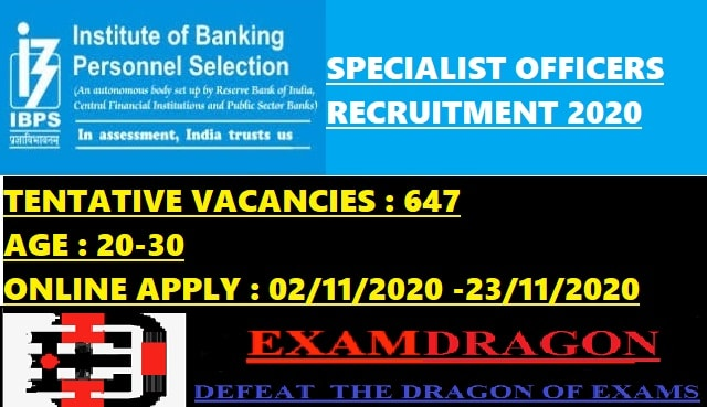 SPECIALIST OFFICERS