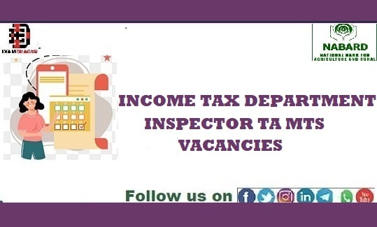 income tax department
