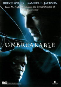Unbreakable movie cover