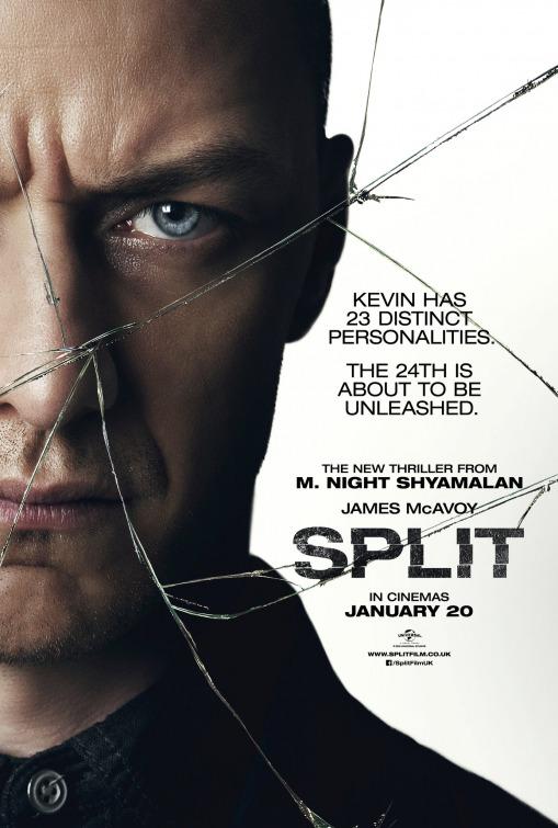 The Split movie cover