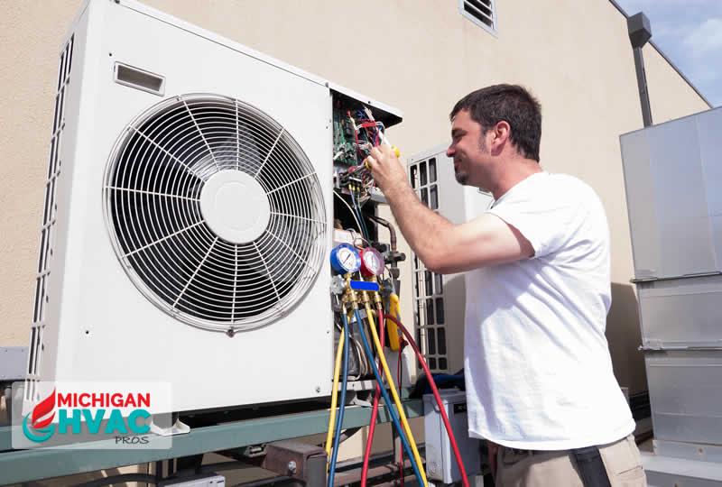 HVAC System in Michigan