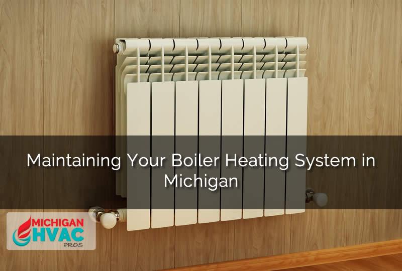 Michigan Boiler Heater System
