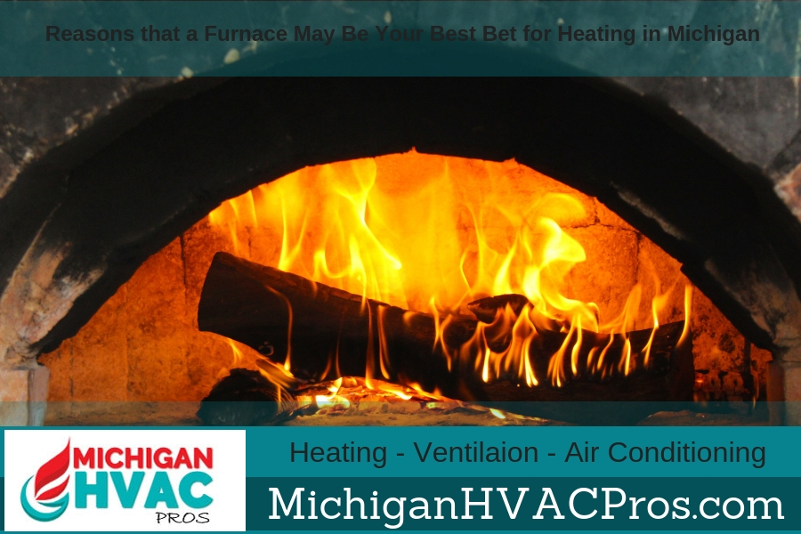 Reasons that a Furnace May Be Your Best Bet for Heating in Michigan
