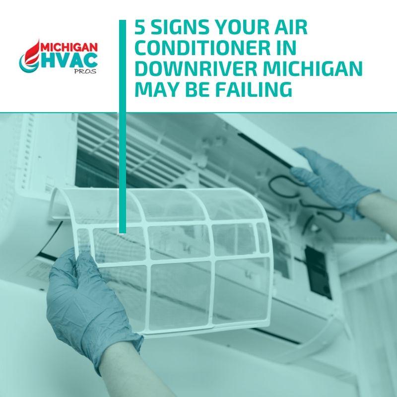 AC Repair in Downriver MI