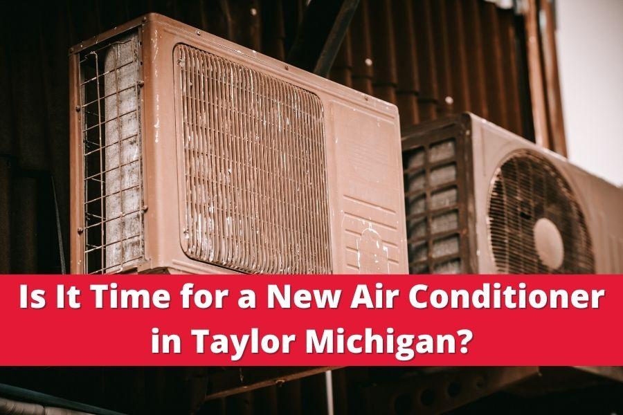 Air Conditioner in Taylor Michigan