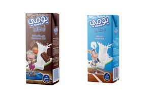 Zaki Group launches locally produced Flavored Milk in SIG Combibloc Obeikan's combiblocXSlim carton pack in Iraq