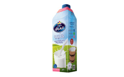 Zaki Group launches locally produced liquid dairy in SIG Combibloc Obeikan's family size combidome carton bottle in Iraq