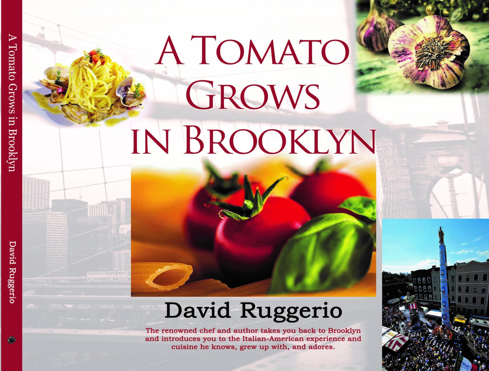 New Italian American Cookbook set to release
