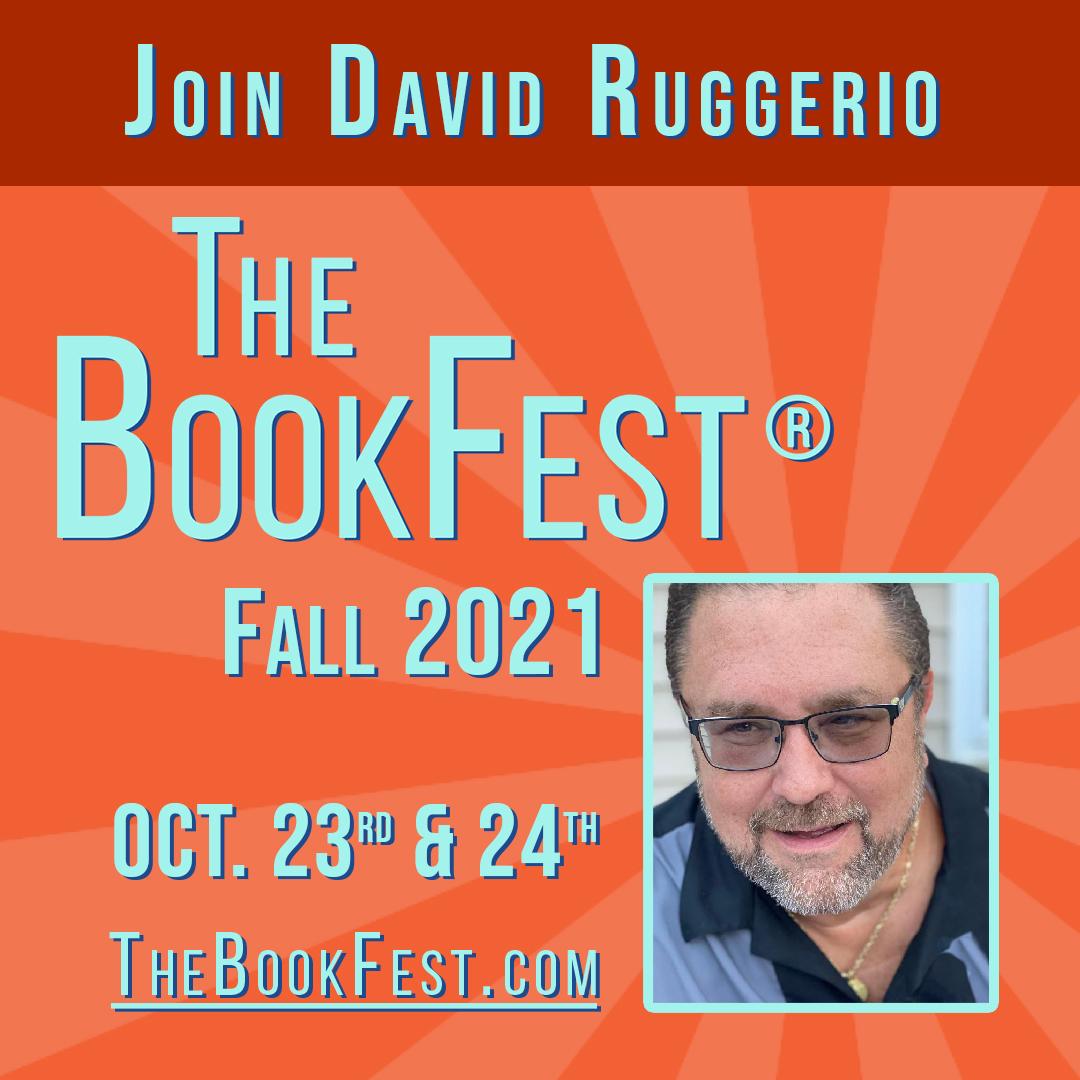 David Ruggerio's new cookbook premiers at Bookfest
