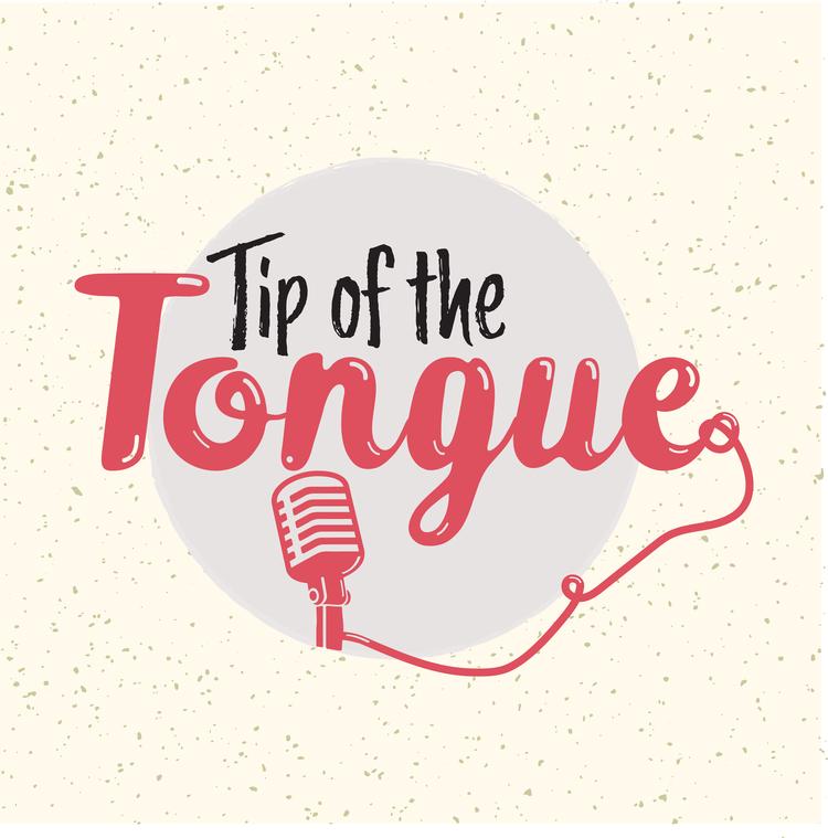 David Ruggerio visits Tip of the Tongue