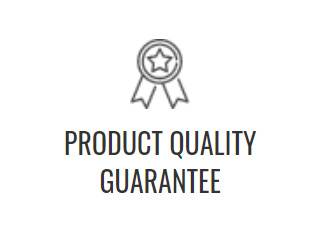Product Quality Guarantee