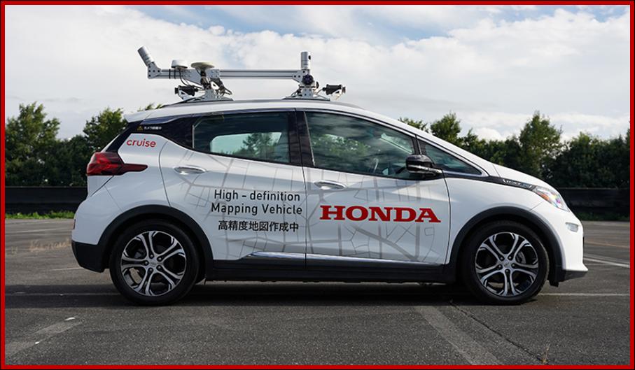Ken Zino of AutoInformed.com on Honda and Cruise to Start Testing Autonomous Vehicles on Public Roads