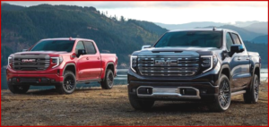 Ken Zino of AutoInformed.com on GMC Shows Sierra Denali Ultimate and AT4X