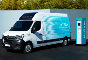 Ken Zino of AutoInformed.com on HYVIA unveils its first hydrogen prototypes