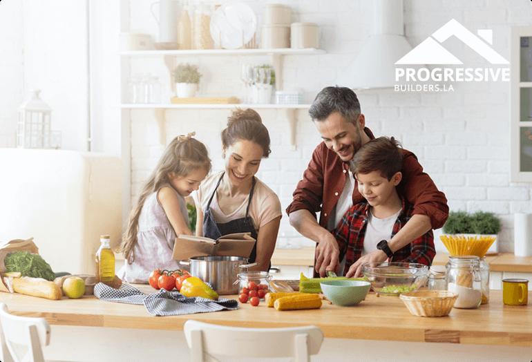 Progressive Family Photo