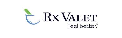 RX Valet logo