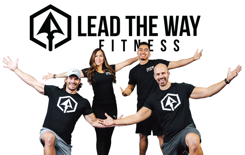 Lead the Way Fitness - Coach Travis