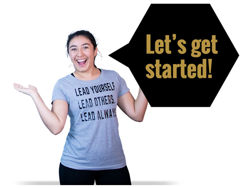 Coach Ariana - Let's Get Started!