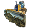 Machine Control for Dozers