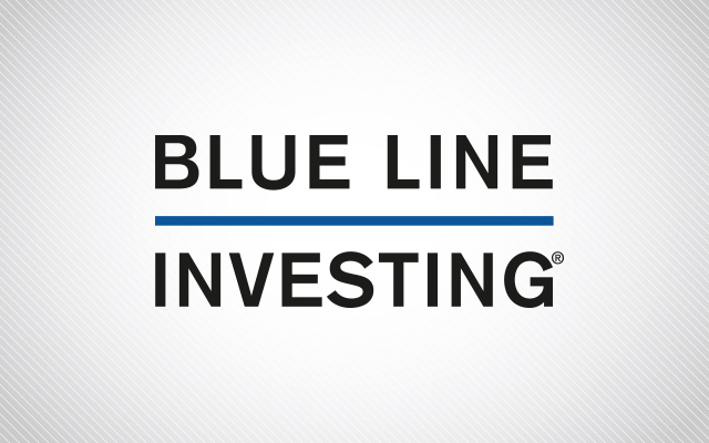 The BLUE LINE INVESTING® Monthly Update: October 2020