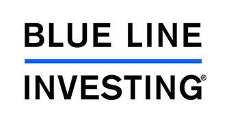 Blue Line Investing Logo