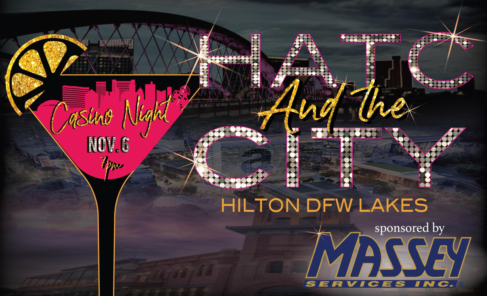 2021 Casino Night – HATC and the City