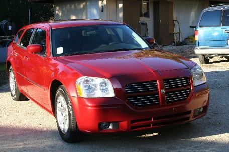 2005 Dodge Magnum Wagon