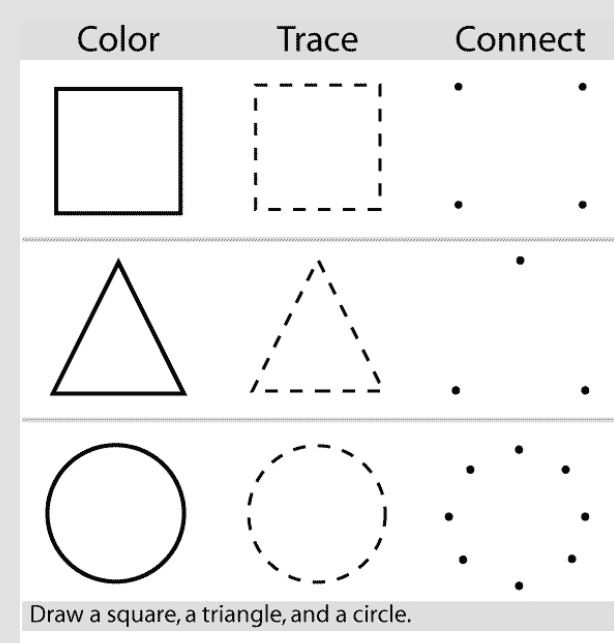 Drawing with Shapes