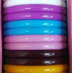 plastic bangles 10 mm