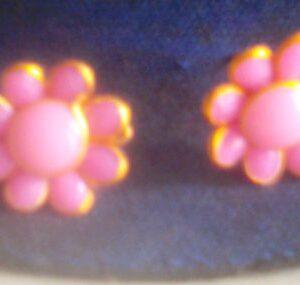 Light Pink Pachi Stud
