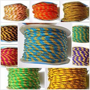 Zari Rope & Zari threads