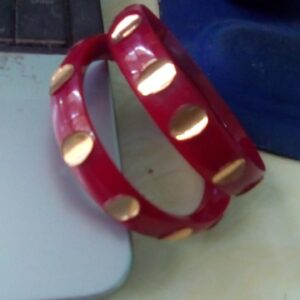 Bangles red 2'4