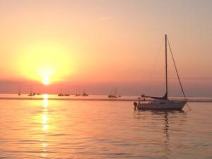 key west sunset photo