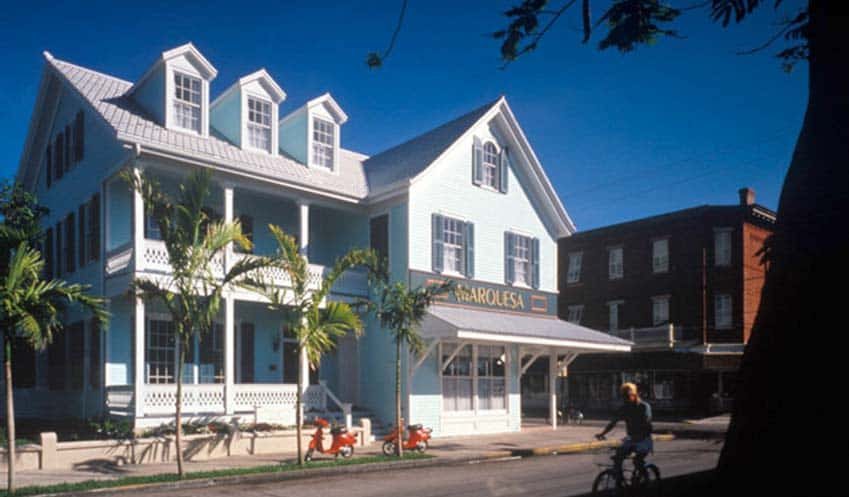 key west hotel marquesa front view