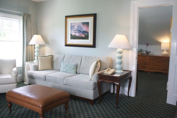 Marquesa hotel key west one bedroom suite
