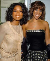 Oprah and Gayle, friendship, BFF