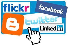 Social Media Image Facebook Twitter